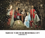 Thumbnail image for CHRISTMAS GREETINGS FROM MANASTUR CHURCH IN CLUJ, ROMANIA