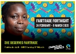 Thumbnail image for Fairtrade Fortnight, 24th February to 8th March with a stall at MBC on Sunday 1st March