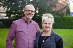 Thumbnail image for John and Sue Wilson in France share their news, their fears and their hopes for the future