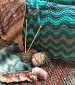 Thumbnail image for Kate tells how crocheting and sharing prayer shawls brings her and her friends nearer to God