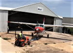 Thumbnail image for In Chad MAF (Mission Aviation Fellowship) flies in urgent Covid-19 supplies to our mission partners Mark and Andrea Hotchkin