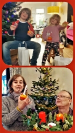 Thumbnail image for Catch up with Church at Home, 13th December. The third Sunday in Advent… Christingle