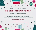 Thumbnail image for SUNDAY 20th DECEMBER. No live stream today but the links you need to catch up with Church at Home and our Carol Service are here