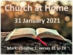 Thumbnail image for Church at Home – 31 January