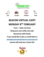 Thumbnail image for Beacon Café – online Monday Feb 8, 11am to 12 noon