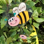 Thumbnail image for An invitation to help yourelf to something from our Bee Tree