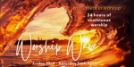 Thumbnail image for Join Shelley as she takes part in Worship Wave – 24 hours of continuous Worship
